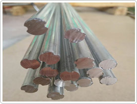 不锈钢异型材,铝材异型材,铜材异型材,特殊规格订做,深圳铭诚金属0755-29868606